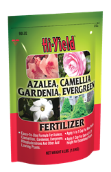HY Azalea Camellia Gardenia Evergreen Fertilizer 32106