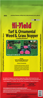 Turf & Ornamental Weed & Grass Stopper (12 lbs)