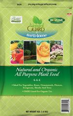 Natural and Organic All Purpose Plant Food 4-4-4 (4 lbs)