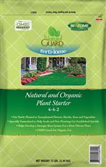 Natural and Organic Plant Starter (12 lbs)