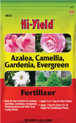 Azalea, Camellia, Gardenia, Evergreen Fertilizer 4-8-8 (4 lbs)