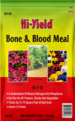 Bone & Blood Meal 6-7-0 (3 lbs)
