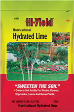 Horticultural Hydrated Lime (5 lbs)