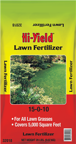 Lawn Fertilizer 15-0-10 (20 lbs)