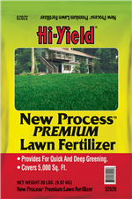 New Process Premium Lawn Fertilizer 15-5-10 (20 lbs)