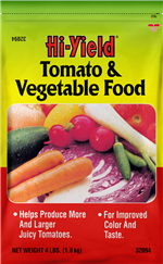 Tomato & Vegetable Food 4-10-6 (4 lbs)