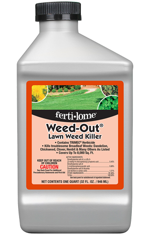 Weed-Out Lawn Weed Killer (32 oz)