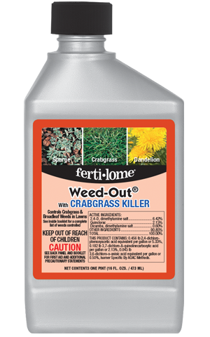 Weed-Out with Crabgrass Killer (16 oz)