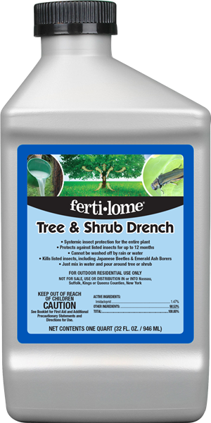 Tree & Shrub Drench (32 oz)
