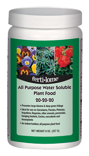 11728 All purpose Plant Food 8oz-L