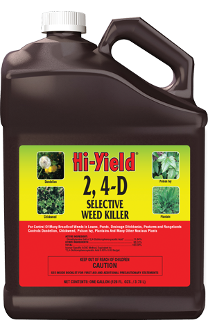 2,4-D Selective Weed Killer (1 gal)