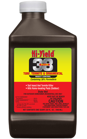 38 Plus Turf Termite and Ornamental Insect Control (32 oz)