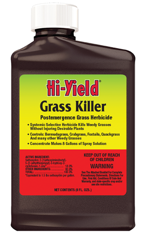Grass Killer 8oz