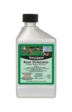 Root Stimulator & Plant Starter Solution 4-10-3 (16 oz)
