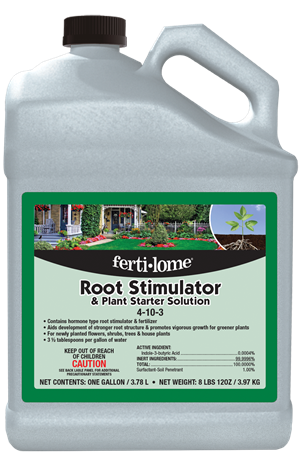 Root Stimulator & Plant Starter Solution 4-10-3 (1 gal)