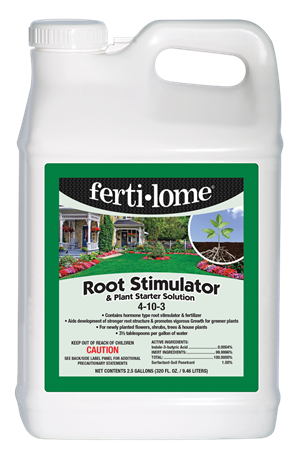 Root Stimulator & Plant Starter Solution 4-10-3 (2.5 gal)