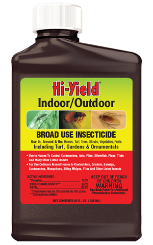 Indoor/Outdoor Broad Use Insecticide (8 oz)