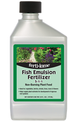 10611 Fish Emulsion Fertilizer 16oz
