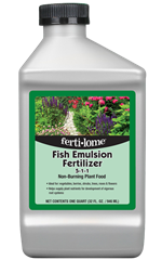 10612 Fish Emulsion Fertilizer 32oz