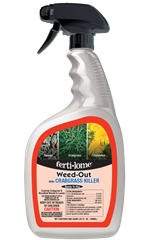 Weed-Out with Crabgrass Killer RTU