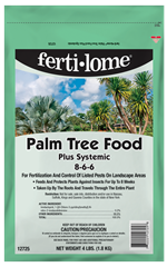 Palm Tree Food Plus Systemic (4 lbs)
