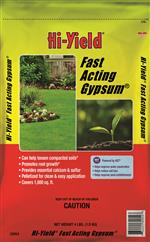 Fast Acting Gypsum (4 lbs)