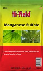 Manganese Sulfate (4 lbs)