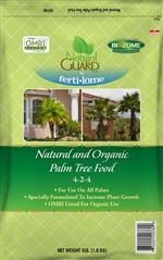Natural and Organic Palm Tree Food 4-2-4 (4 lbs)