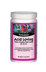 Acid Loving Water Soluble Plant Food 31-11-11  (1.5 lbs)