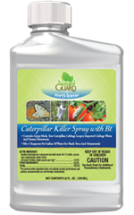 Caterpillar Killer Spray with Bt (8 oz)