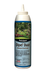 Dipel Dust Biological Insecticide (1 lb)