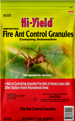 Imported Fire Ant Control Granules (2 lbs)
