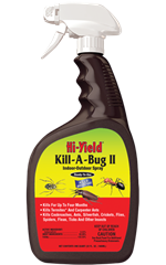 Kill-A-Bug II Indoor/Outdoor Spray RTU (32 oz)