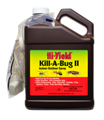 Kill-A-Bug II Indoor/Outdoor Spray RTU (1 gal)