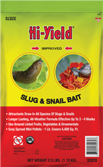 Improved Slug & Snail Bait (2.5 lbs)