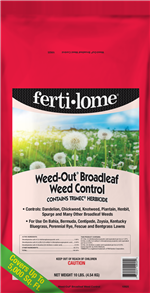 Weed-Out Broadleaf Weed Control (10 lbs)