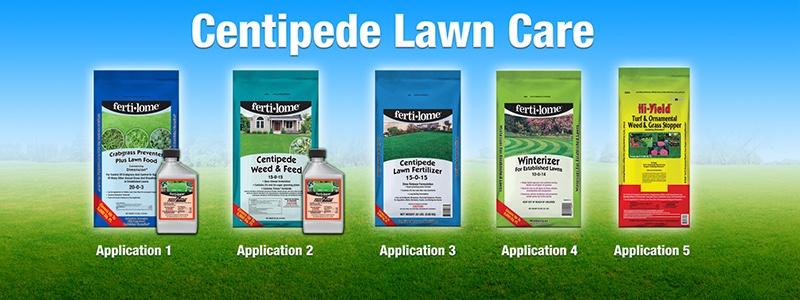 Centipede Lawn Care